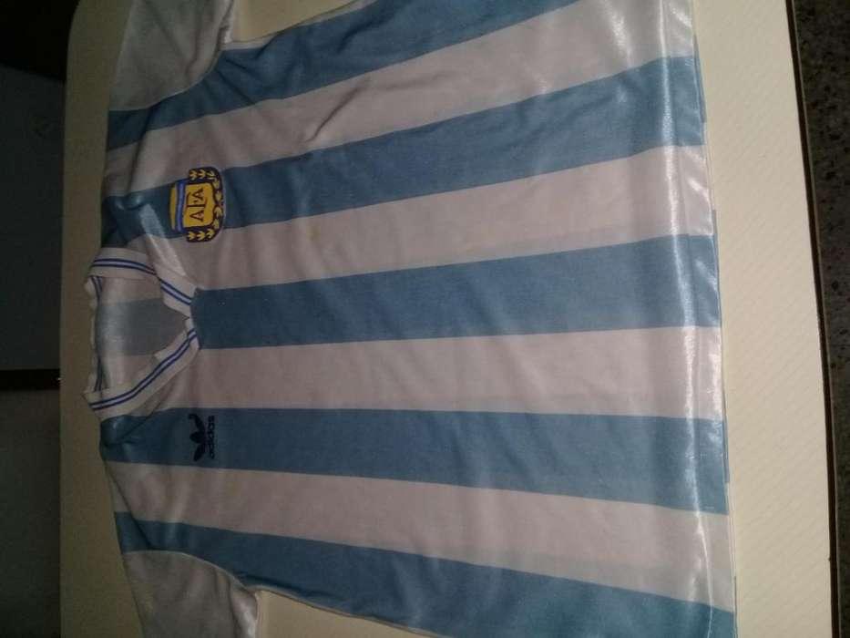 Camiseta argentina mundial 78