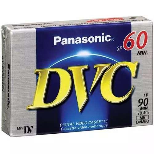 Cassette Para Filmadora De Mini Dv