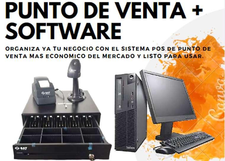 Sistema Pos Completo Software Incluido