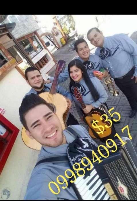 Mariachis Show Único Magdalena Quito 35d