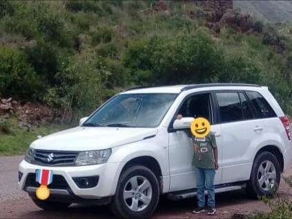 Suzuki Nomade 2013 - 48000 km