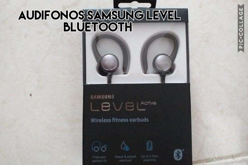 audifonos samsung level active bluetooth venta cambio