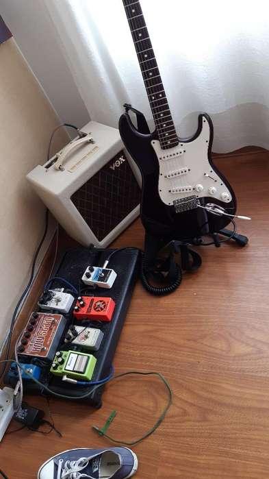 Fender Mex con Mics Custom Shop 69