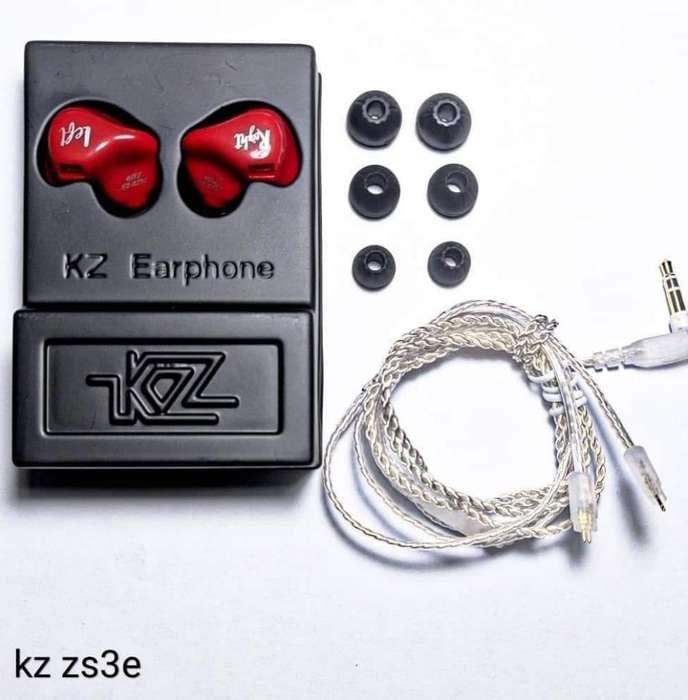 Audífonos In Eart Kz - K2 Enrphone