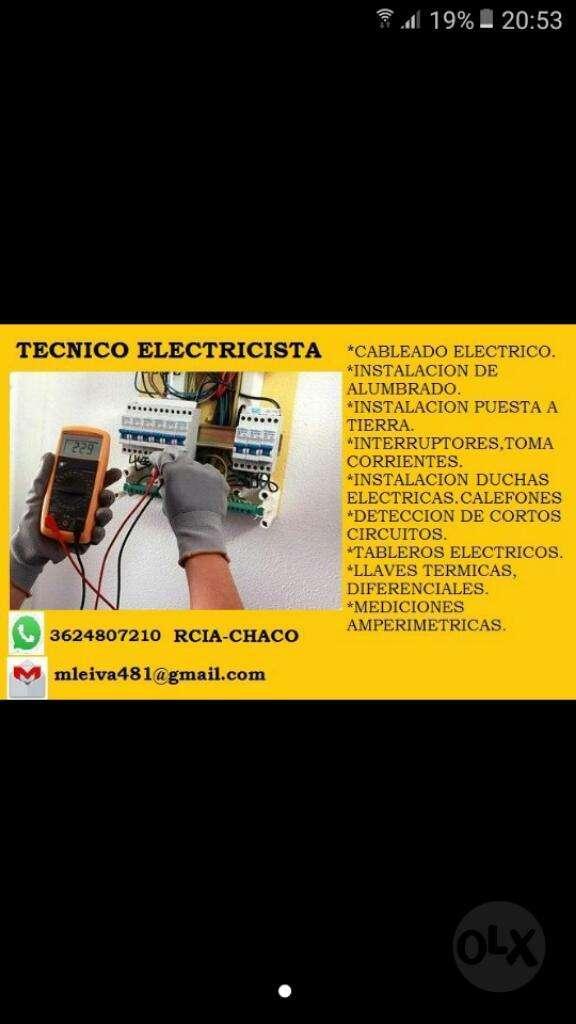 Instalación Y Mantenimiento Electrico