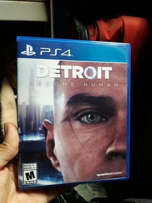 Detroit Become Human Como Nuevo Palmira
