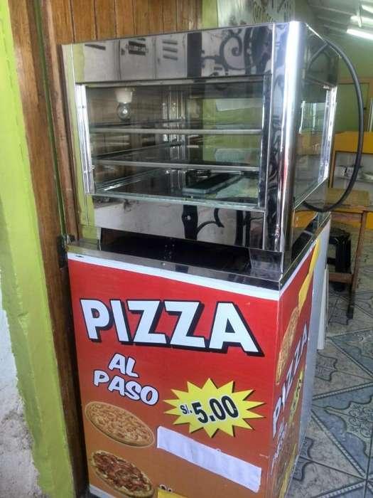Vendo horno pizzero NUEVO