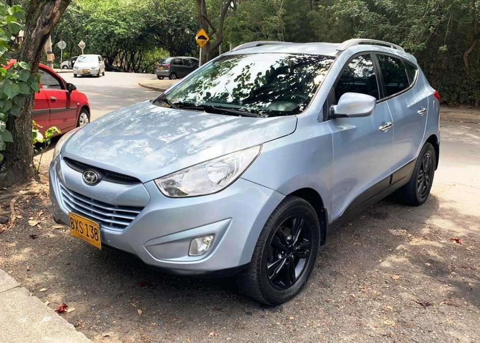 Hyundai Tucson ix-35 2011 - 135000 km