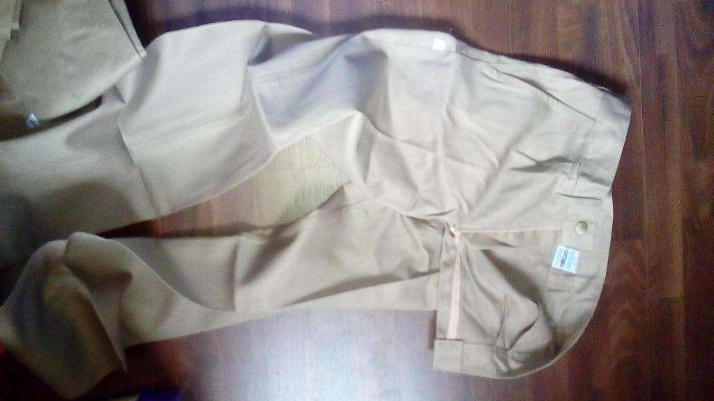 Pantalón para Trabajo , marca OMBÚ : Solo talle N 42