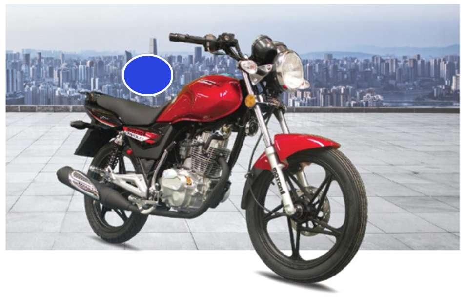 MOTOR UNO - DIAVOLO CG150// IMP. CHIMASA SA