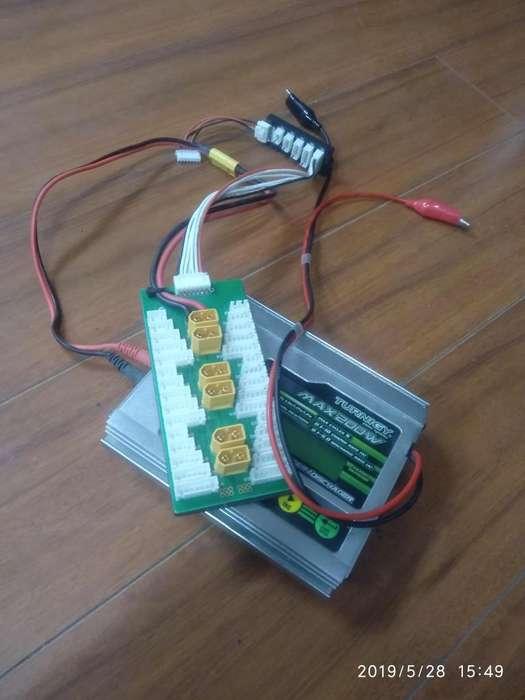 <strong>cargador</strong> de baterias