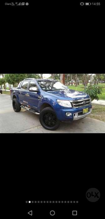 Ford Ranger 2013 - 62000 km