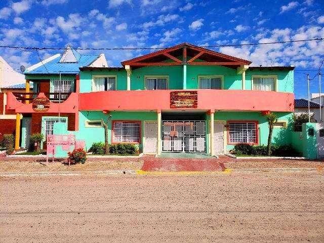 to63 - Departamento para 2 a 6 personas con cochera en Las Grutas