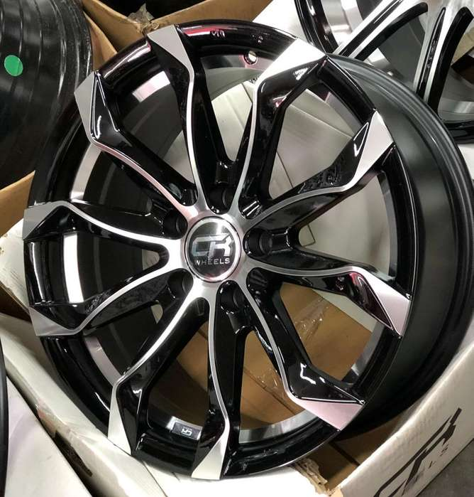 Rines de Lujo Rin 17 5X112 Audi Bora