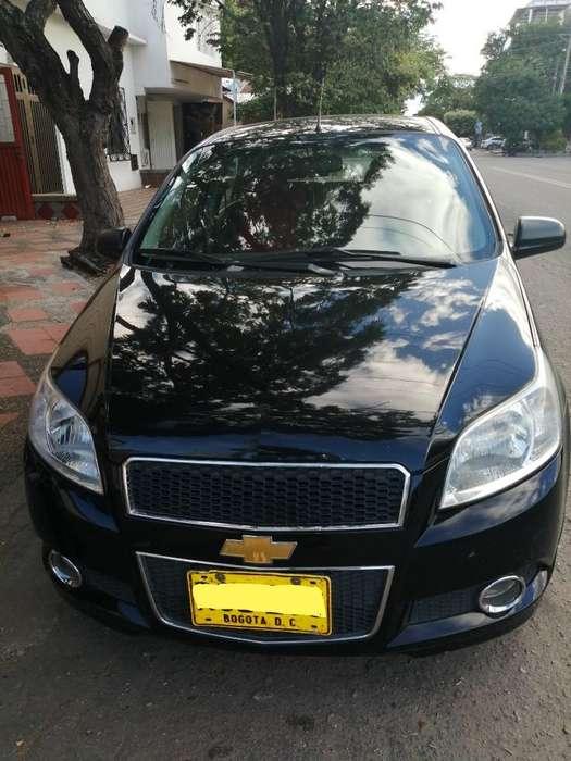 Chevrolet Aveo Emotion 2011 - 138000 km