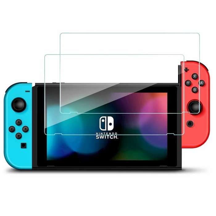 Glass Screen para Nintendo Swich