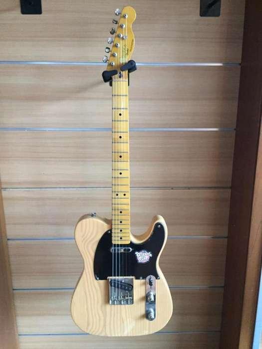 Guitarra Fender Telecaster Squier Classic Vibe Nueva