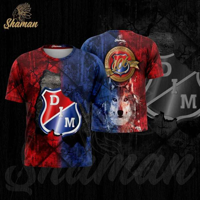 Camisetas sublimadas