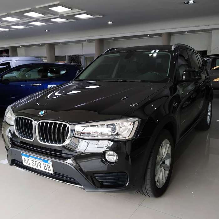 <strong>bmw</strong> X3 2018 - 14595 km