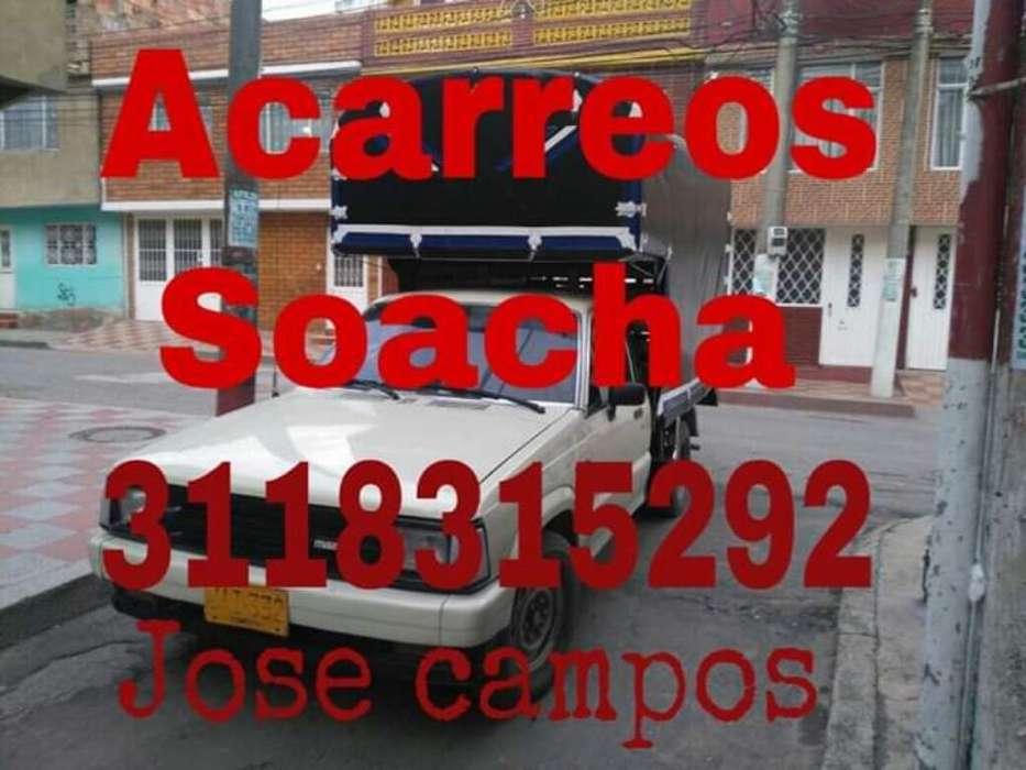 Acareos Soacha Celular 3118315292 Jose