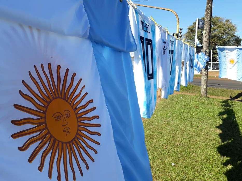 BANDERAS ARGENTINA!!