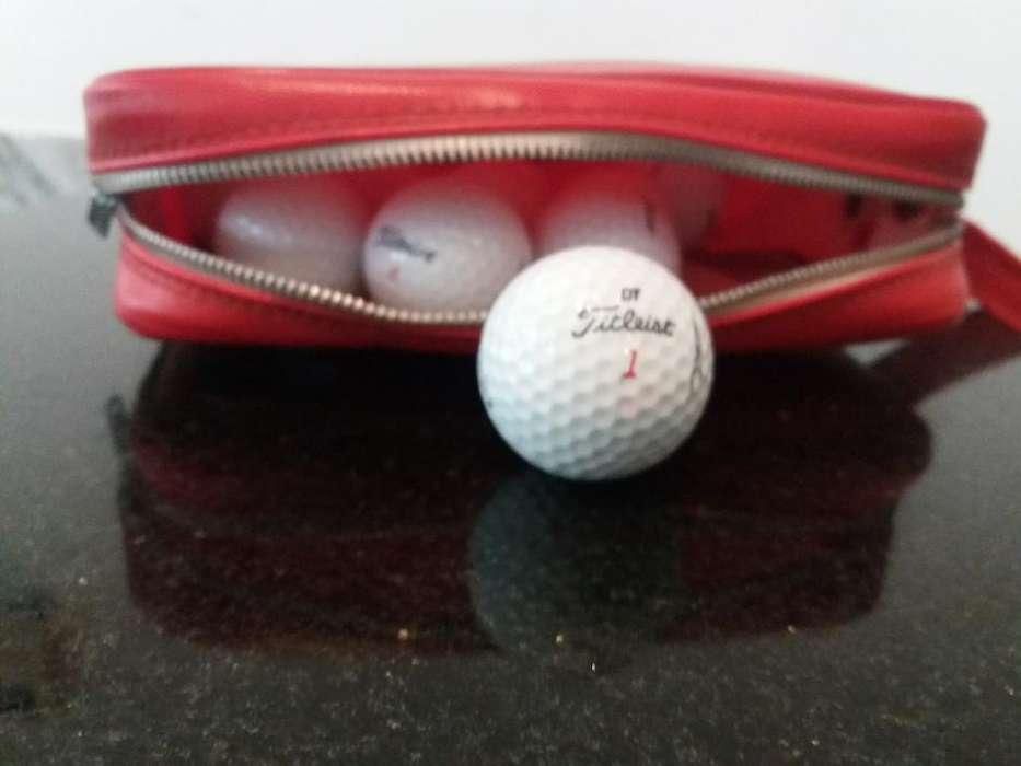 Remate de 10 Pelotas para <strong>golf</strong>