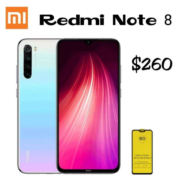 Note 8 64gb 4 Ram