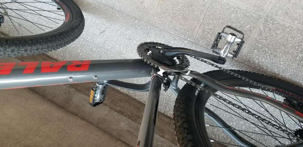 Bicicleta Raleigh Mojave 45 talle L