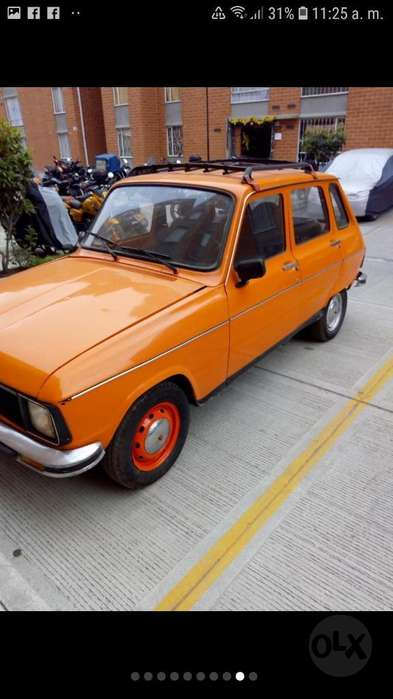 <strong>renault</strong> R6 1978 - 150000 km
