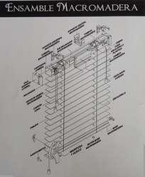 Cortinas y Persianas Reparación Instalación Mantenimiento