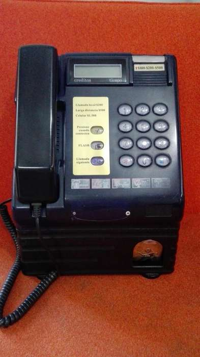 Telefono monedero