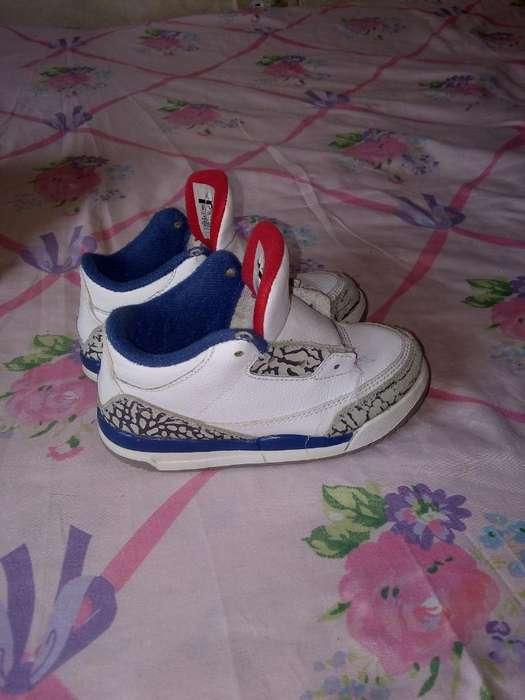 Vendo Jordan Americanas Originales