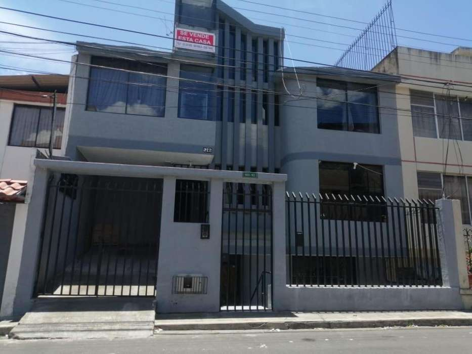 Casa rentera de venta en Quito