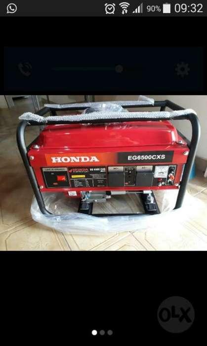 Liqudo Generador Honda 6500w