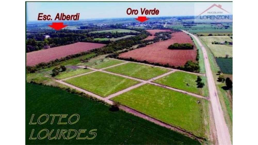 Av Los Cisnes 100 - 475.000 - Terreno en Venta