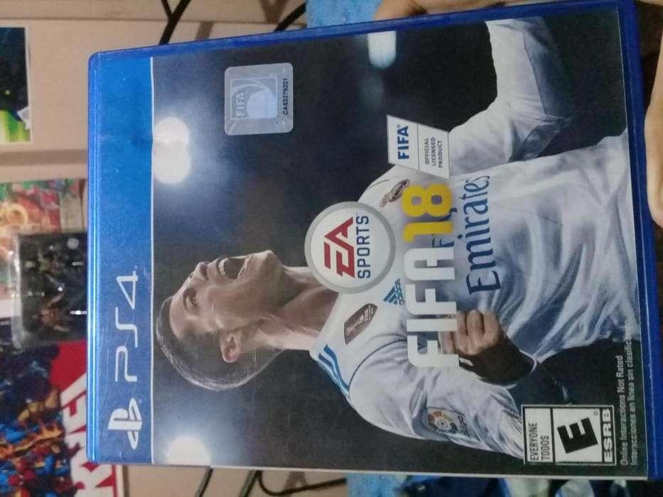 Vendo o cambi FIFA 18