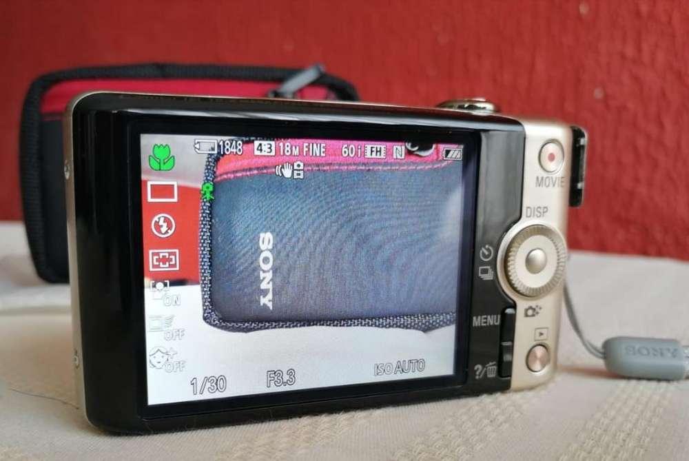 Cámara Sony Digital Dsc Wx220 Mpx 18.2x
