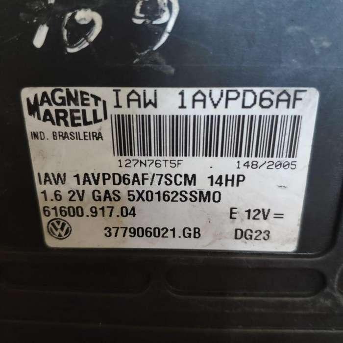 Modulo De <strong>inyeccion</strong> Volkswagen Gol Power 1.6 3208.5