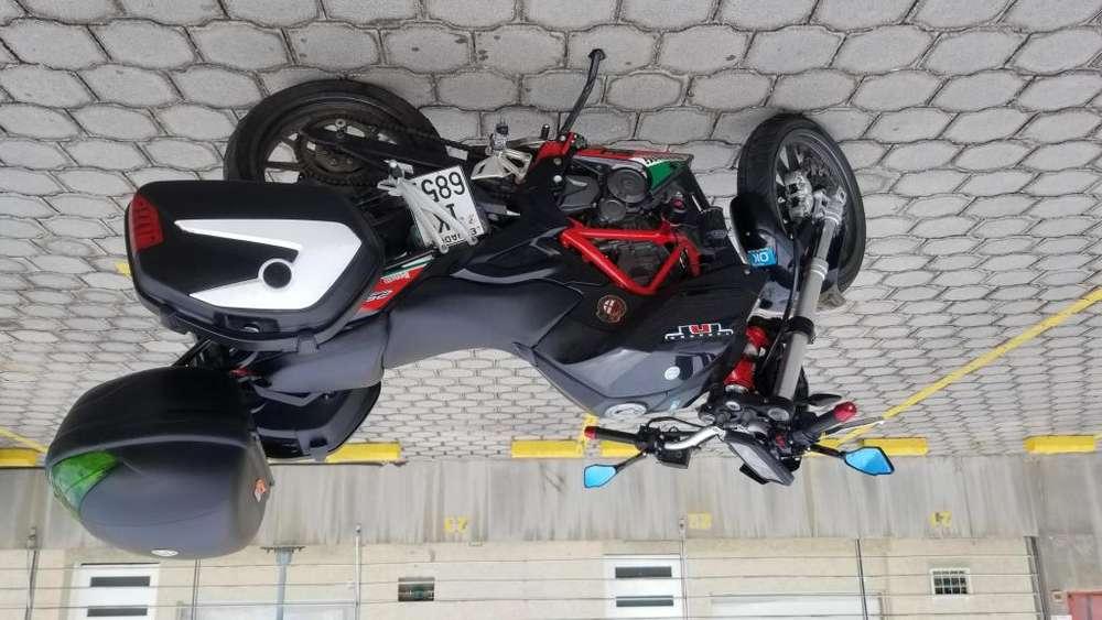 Vendo moto Benelli Tn 25