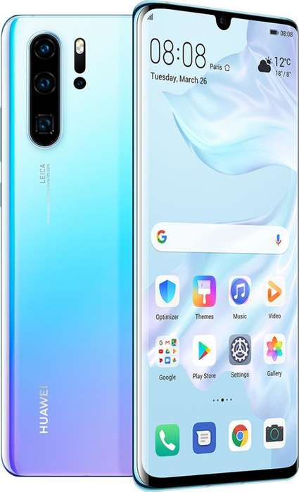 Vendo de Oportunidad Huawei P30pro 256gb