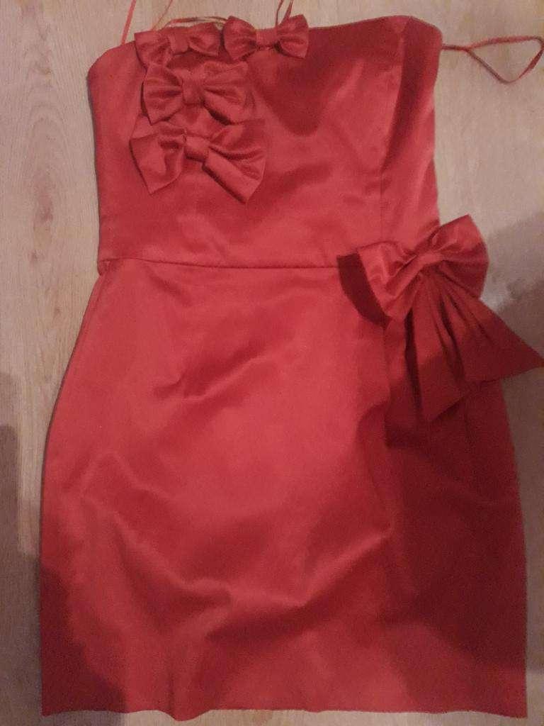 Vestido Las Oreiro, Impecable ( 2 Usos)