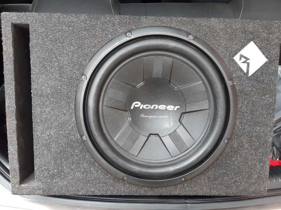 Subwoofer Pioneer Champion Series