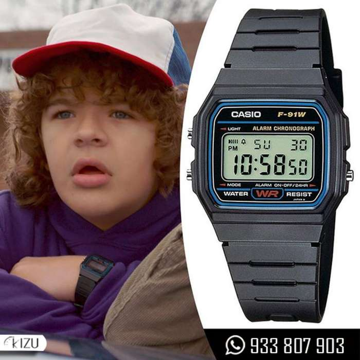 Reloj Stranger Things