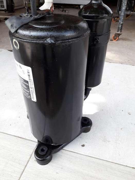 Compresor de 2 Caballos, 220v R-22