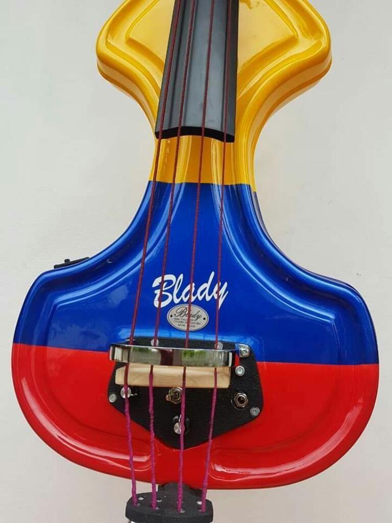 bajo Baby Bass Blady Torres Guiros