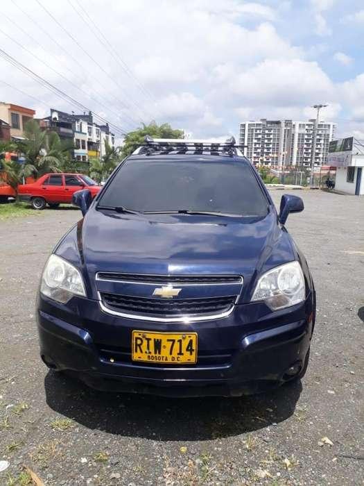 Chevrolet Captiva 2011 - 2011 km