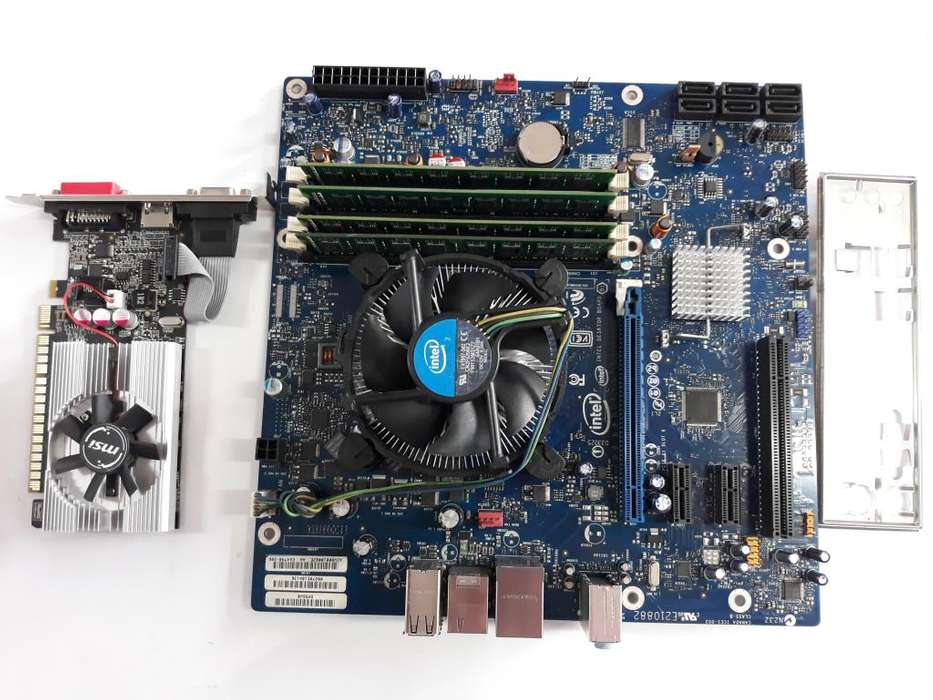 Mainboard Intel 1156
