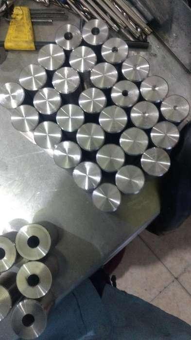 Aluminio Y Acero Inox