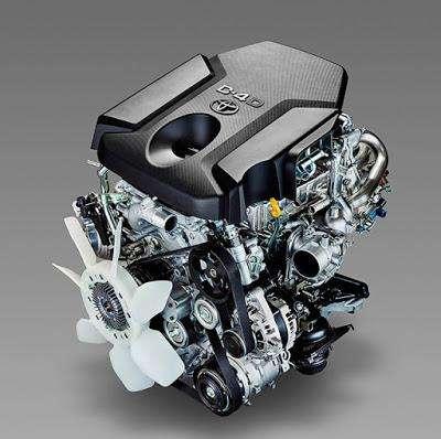 Vendo Motor Y Caja Hilux Fortuner 1gd 2016