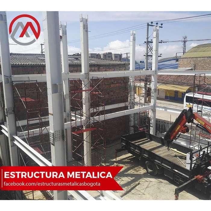 Estructuras Metálicas bogota